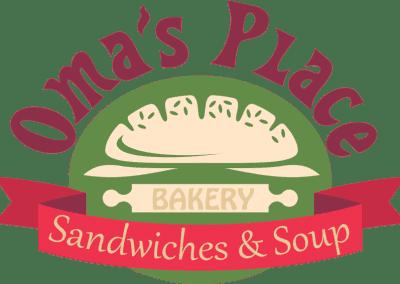 Oma's Place Restaurant / Website Design / Brand Design / Graphic Design / SEO / PPC / Social Media / Conversion Optimization / Email Marketing