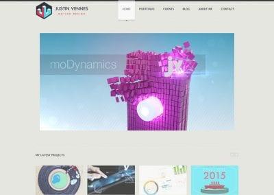 Justin Vennes Motion Graphics Editor / Website Design / SEO / PPC Management / Conversion Optimization