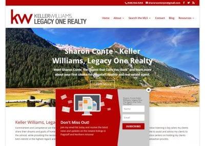 Sharon Conte, Realtor /  Website Design / SEO / Conversion Optimization / Email Marketing / Reputation Management